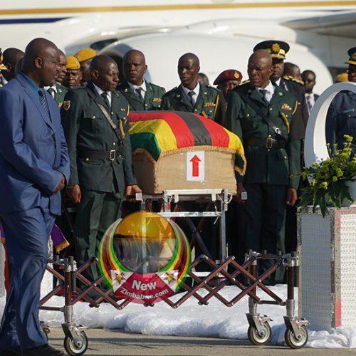Mugabe Memorial: Family reflects on 'empty' stadium
