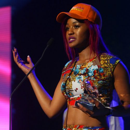 Babes Wodumo struck off performers' list over xenophobic comments