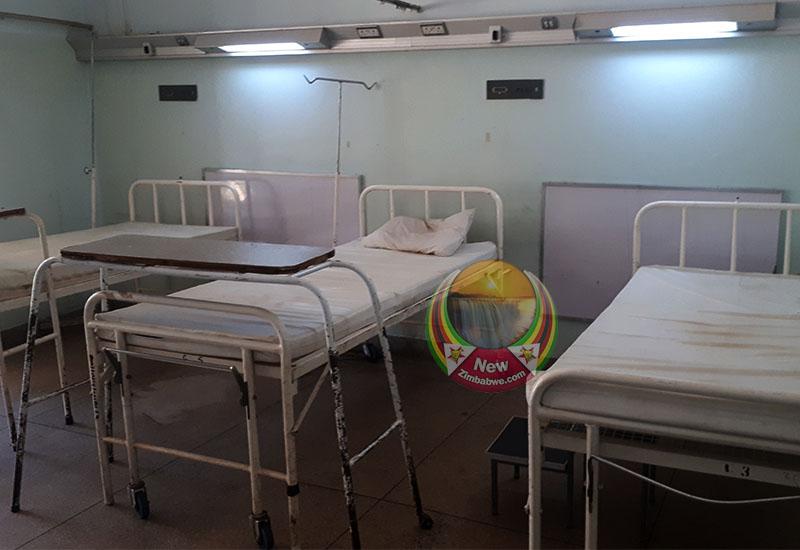 Binga Hospital Health Workers Down Tools