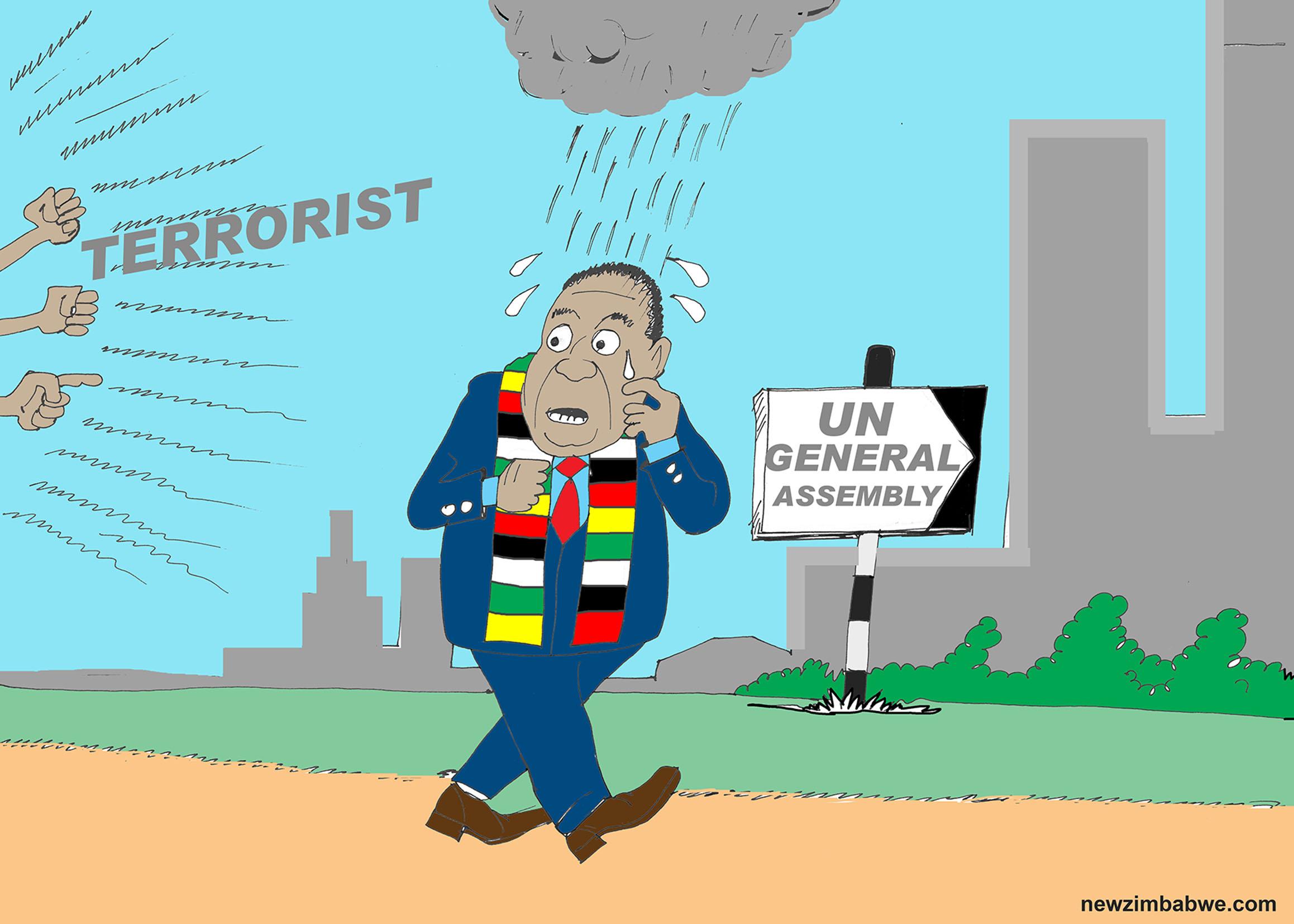 Declared ED a terrorist