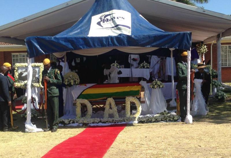 Mnangagwa halts Mugabe mausoleum construction