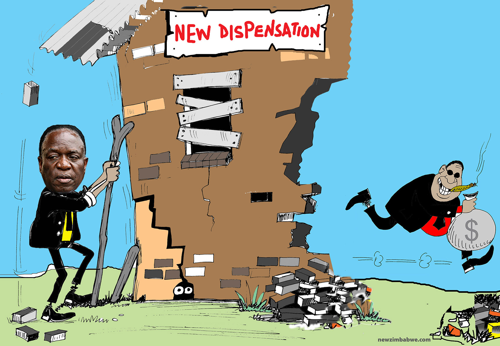 ED, New Dispensation and Corruption