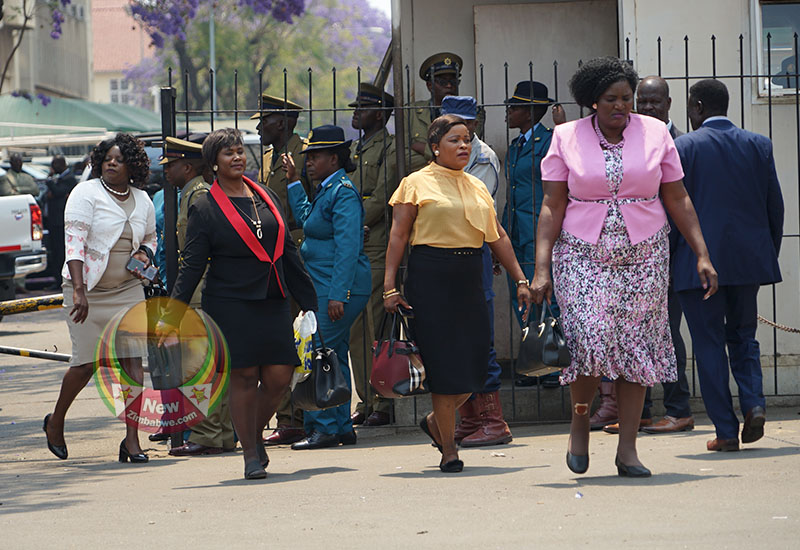 Parly Begins Probe On MDC MPs For Walking Out On ED
