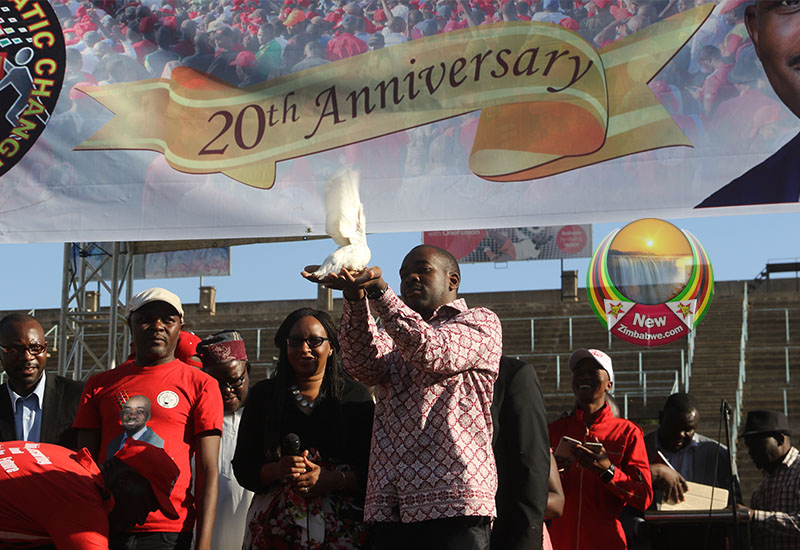 Images: MDC 20th anniversary celebrations