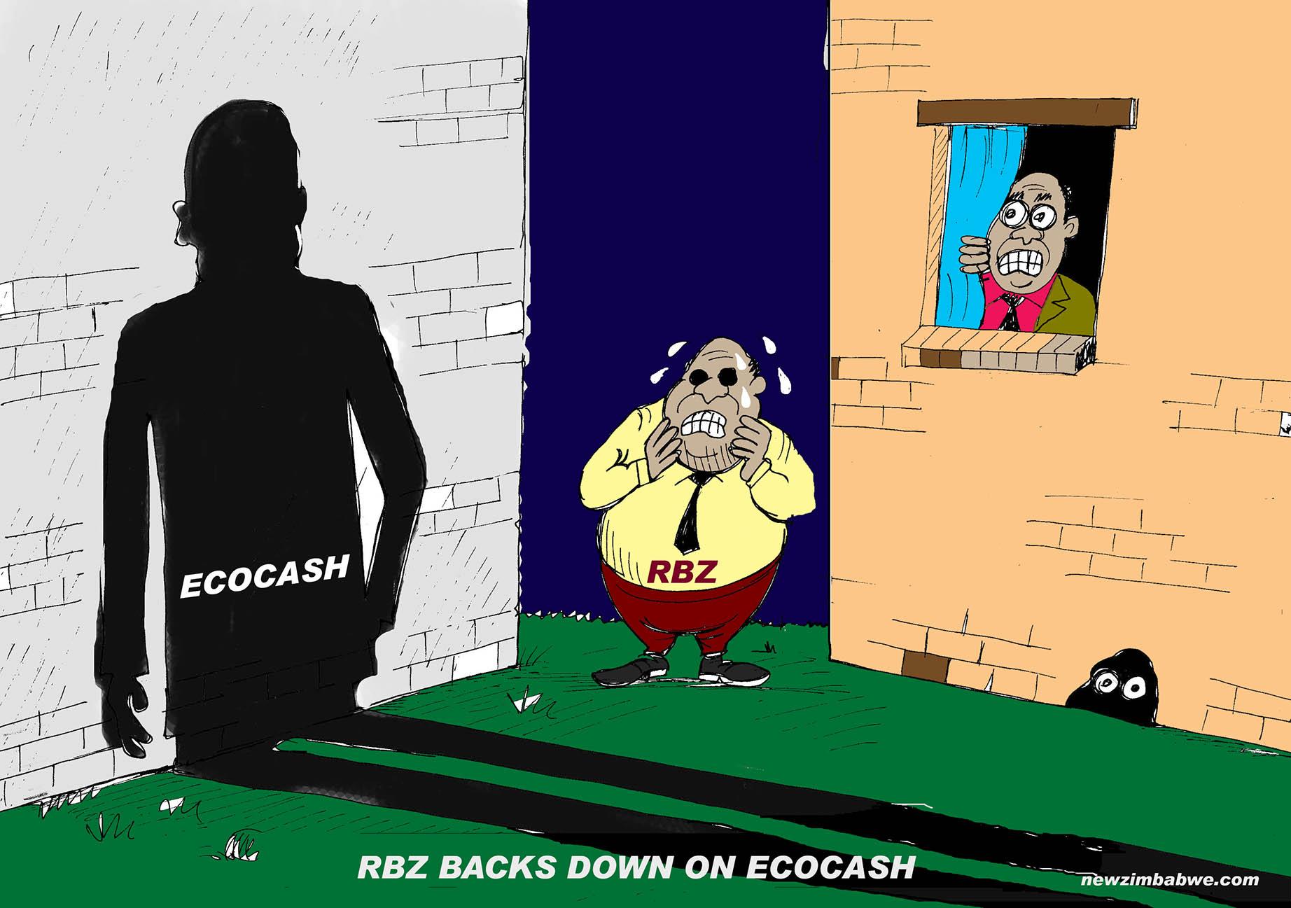 RBZ backs down on Ecocash