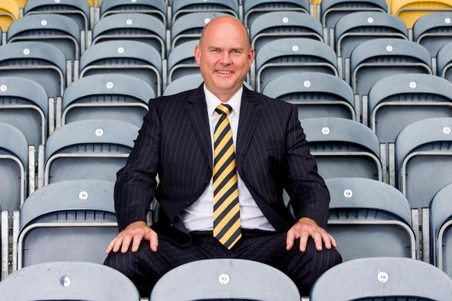 Ex-Zimbabwe player Gus Mackay named Cricket Scotland chief executive