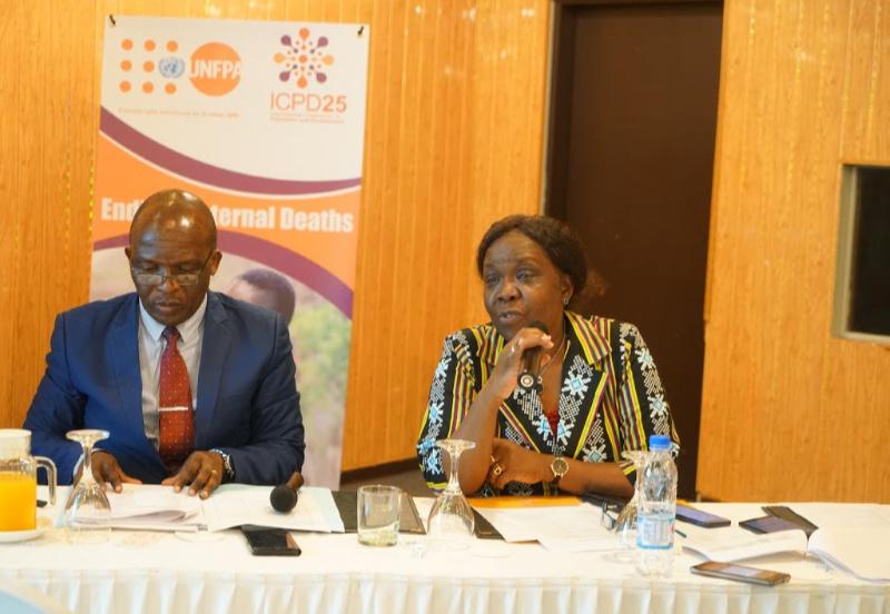 UNFPAdemands concrete commitments from govt