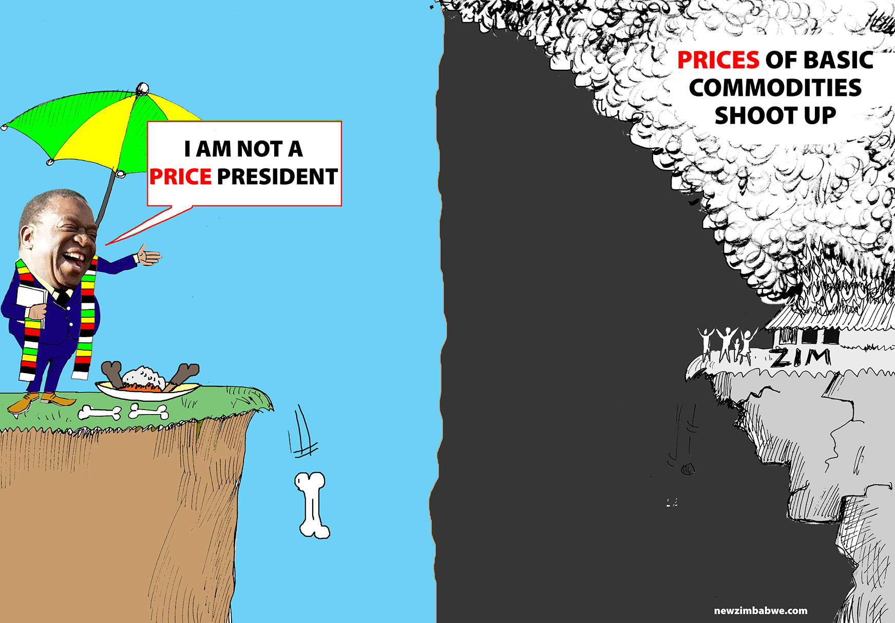 I am not a price President