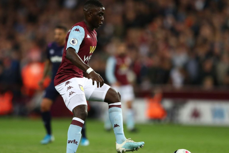 All Eyes On Aston Villa's Nakamba As Premier League Returns