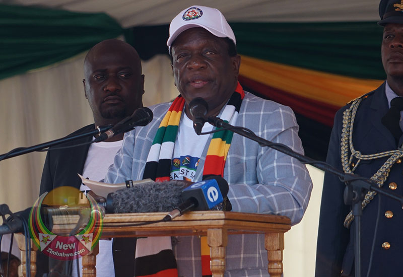 Only Zimbabweans can solve their economic, political challenges – SA Minister