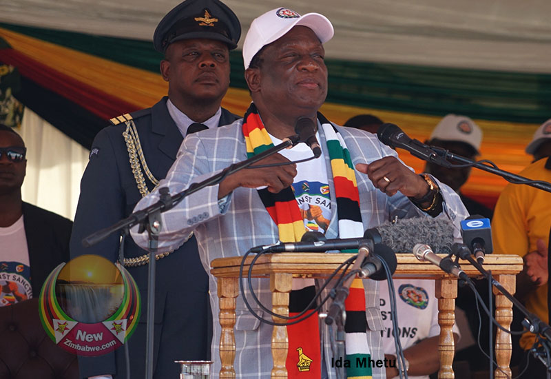 'ED should clear name on Gukurahundi before grabbing Byo roads'