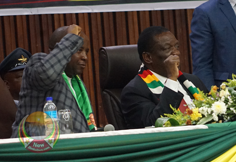Zanu PF youths: Sanctions-calling MPs must be banned from Parly