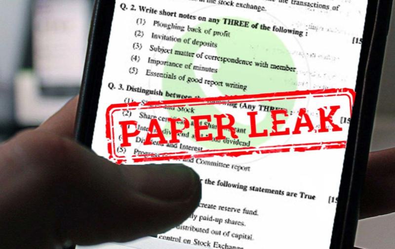 Five Hwange pupils sentenced over leaked exam paper