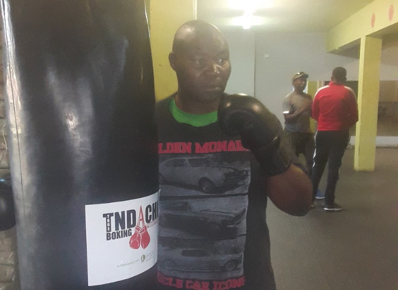 Boxer Dube seeks funding ahead of Championship of Africa fight