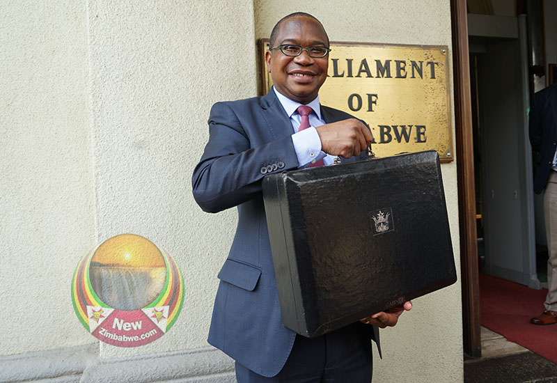 Mthuli declares $59.3 million budget surplus