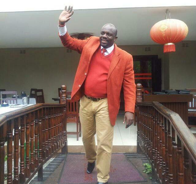 Opposition ZDP leader Mukwazhe dies