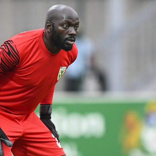 Zikeeper delights in fine start at Golden Arrows