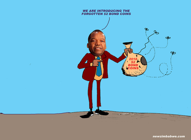 RBZ avails new currency