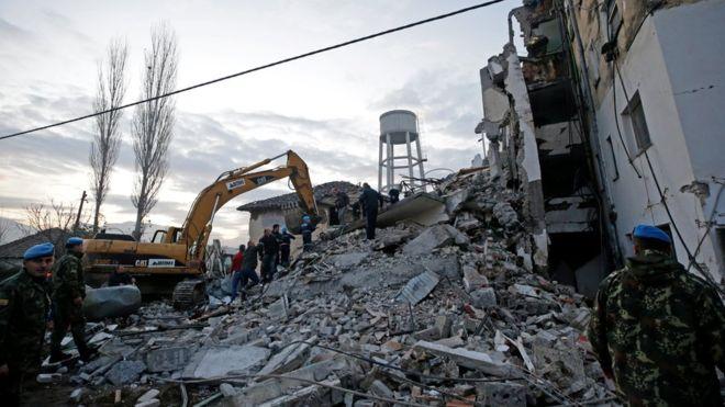 Albania: Powerful 6.4 magnitude earthquake hits Tirana