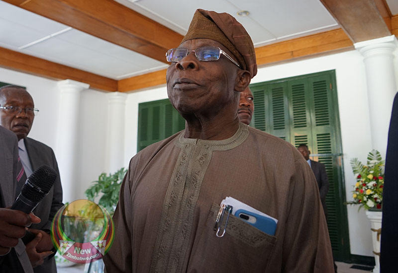 Obasanjo: Political stability and security are key to economic development