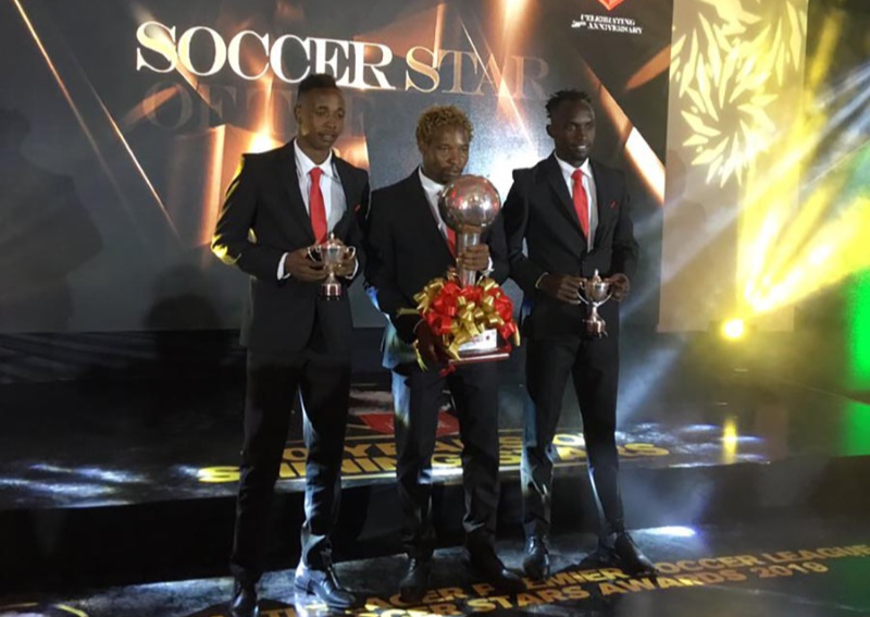 Ngodzo crowned 2019 football king
