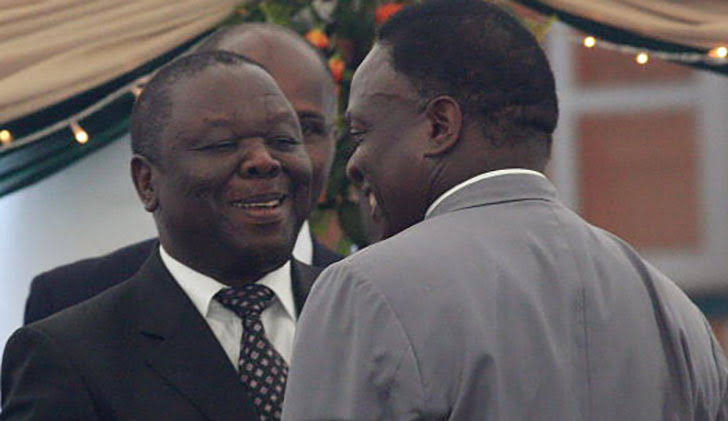 Tshinga Dube rues Mnangagwa lost opportunity to unite with Tsvangirai