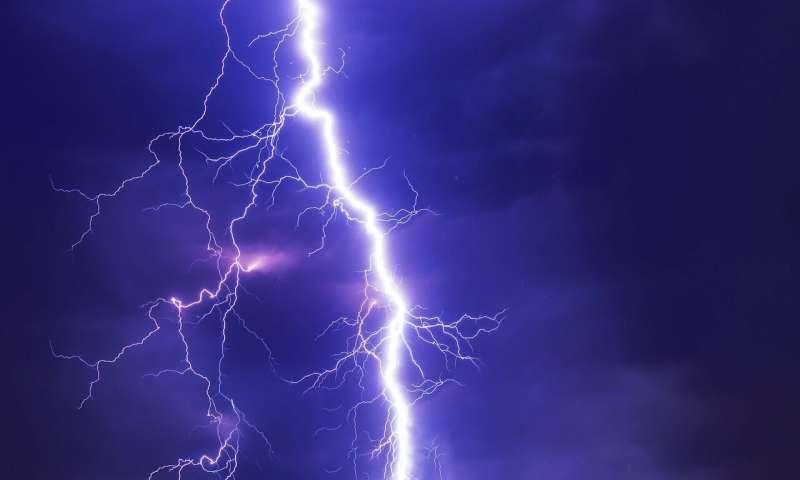 Lightning strikes, kills girl (7) inside hut with seven occupants