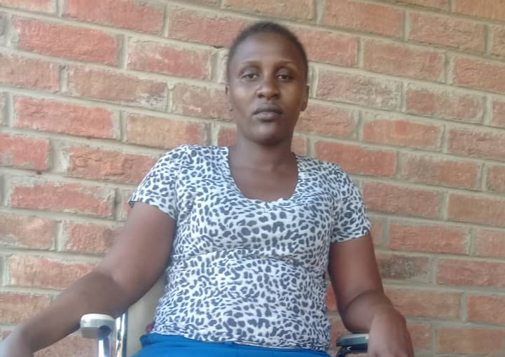 Widowed and denied justice, disabled accident victim seeks help