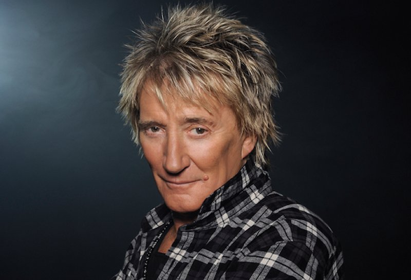 Rod Stewart becomes oldest male artist to top UK album chart