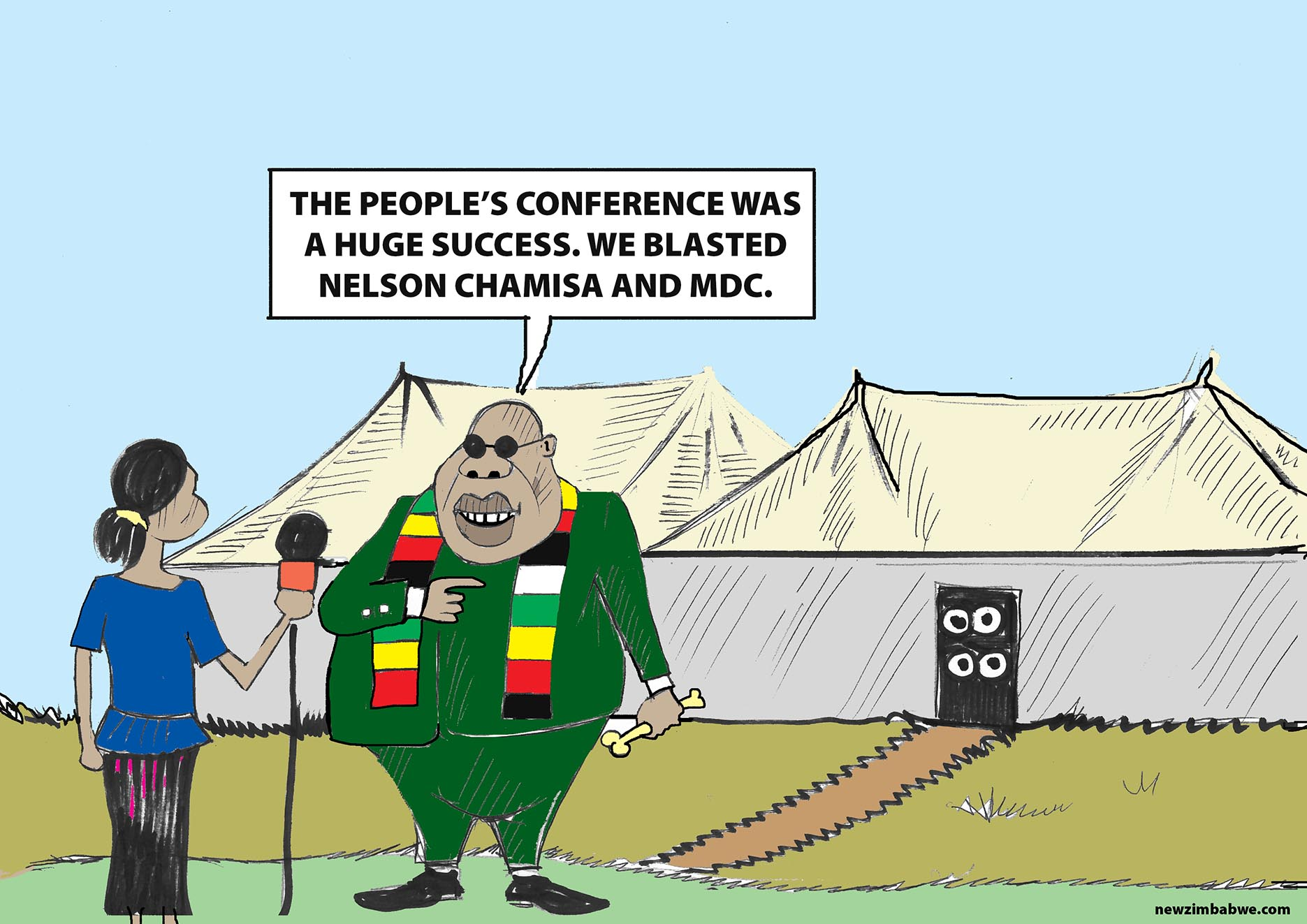 The ZANU PF conference was a success