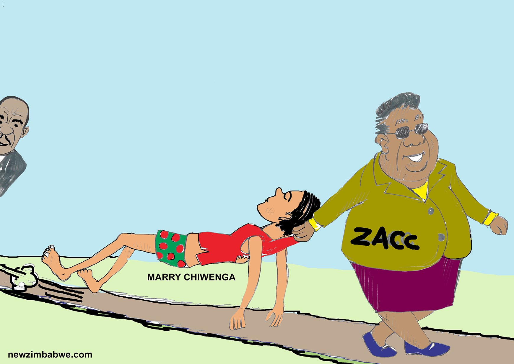 Of Chiwenga,ZACC and Mary