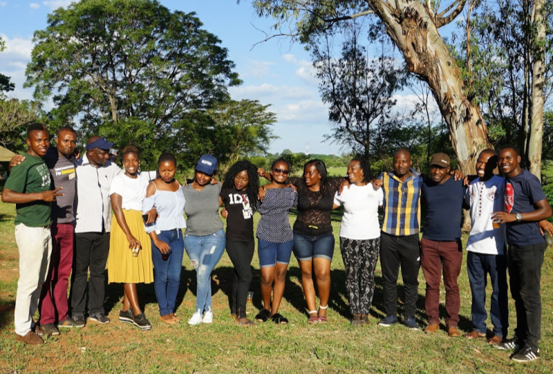 Meet the NewZimbabwe.com Team…Wishing Readers a MERRY CHRISTMAS and a HAPPY NEW YEAR