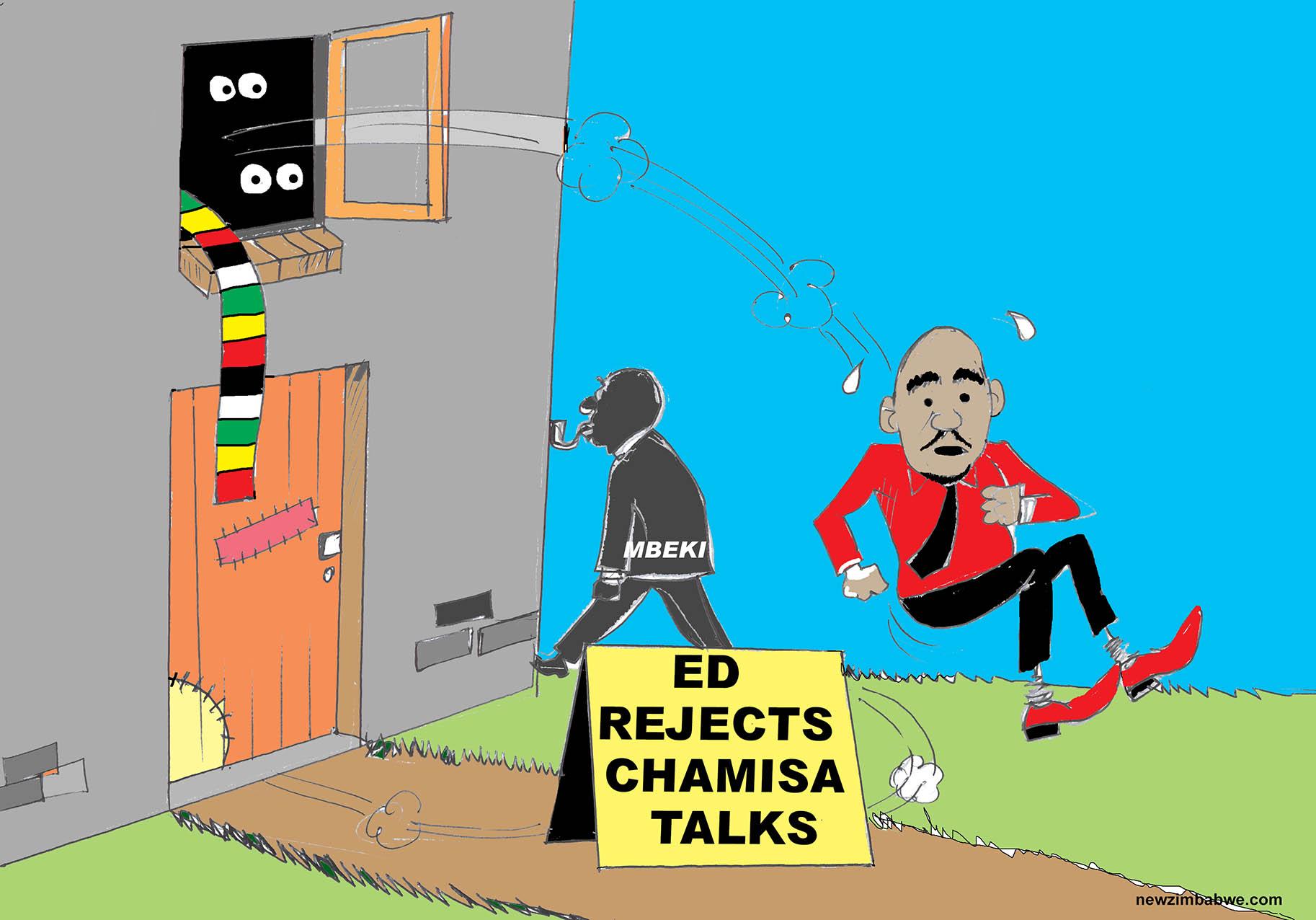 ED rejects Chamisa talks