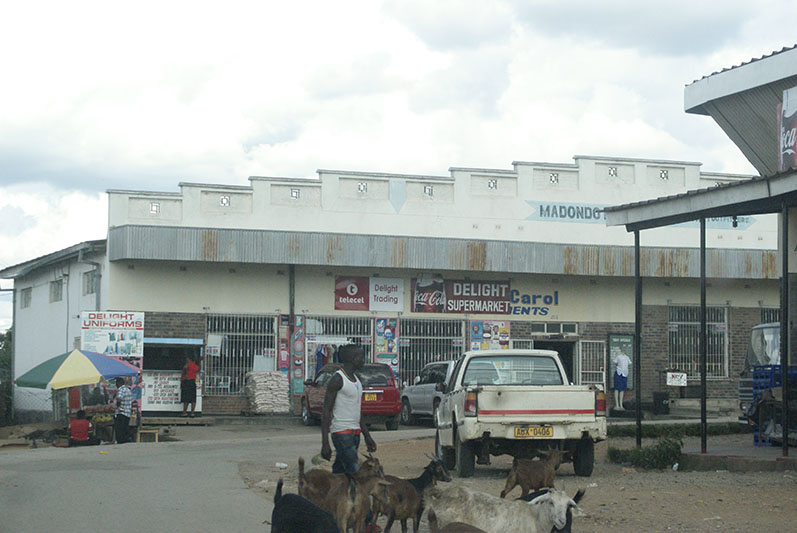 Gutu shop owners feel the economic pinch