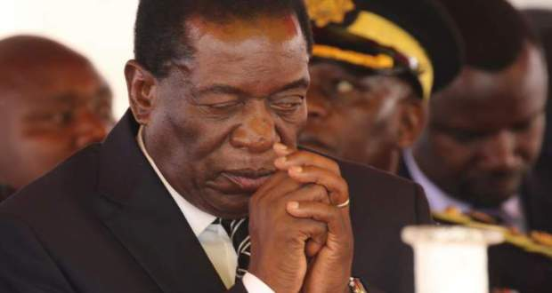 Mnangagwa takes his annual leave, chooses to remain in the country