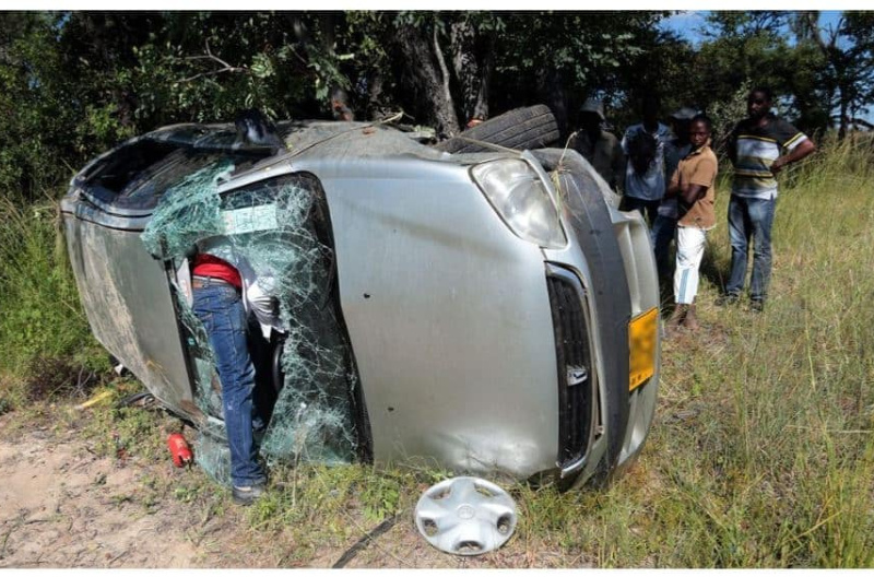 Festive season road traffic death toll increases
