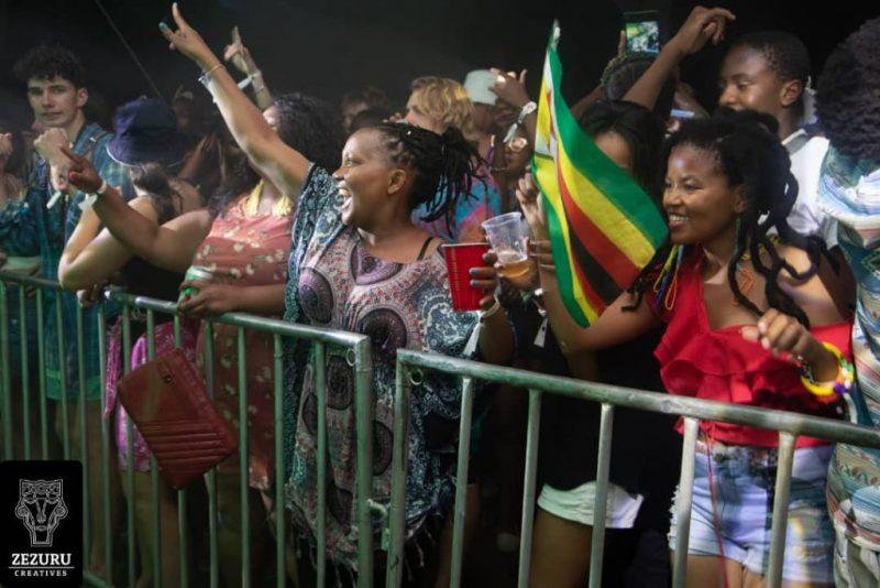 Vic Falls Carnival Roars To Life