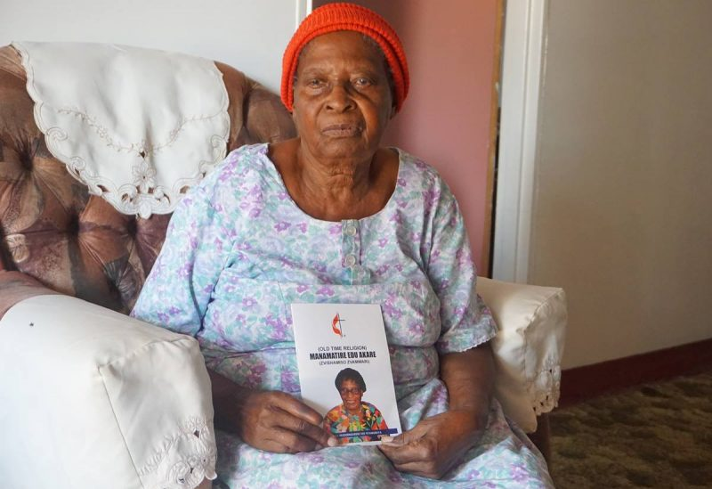 104 Year-Old Granny Pens Book On United Methodist History