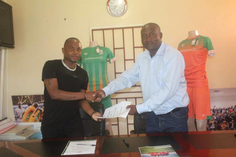 Tafadzwa Rusike joins Zambia'sZesco United