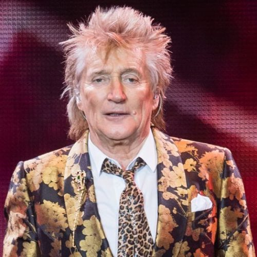 Sir Rod Stewart Charged Over Hotel 'Punch'