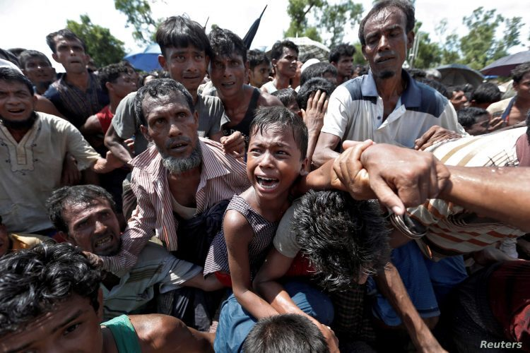 Politicians, Rights Defenders Express Shock Over Zim's Support Of Rohingya Muslims' Suppression