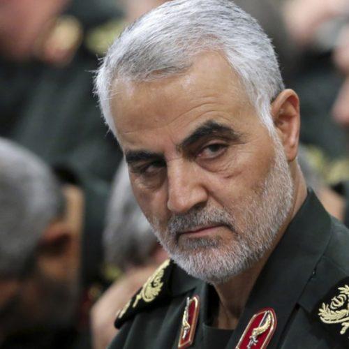 Qasem Soleimani: Stampede kills 40 mourners at burial in Iran