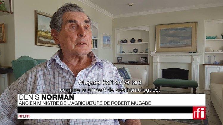 Ex-Minister Dennis Norman Dies