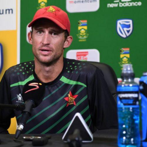Williams, Chibhabha appointed Zimbabwe Cricket captains