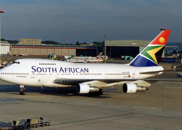 South African Airways ordered to pay US$870k weather fees
