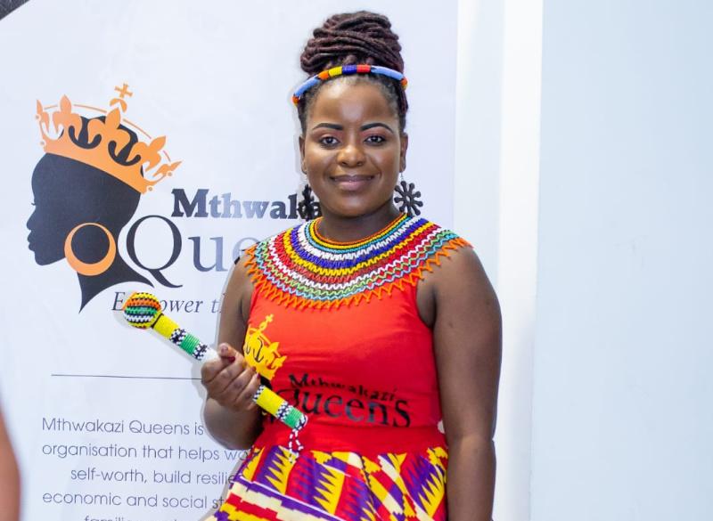 Sazini Malaba, Zimbabwe's Unsung Queen of Empowerment