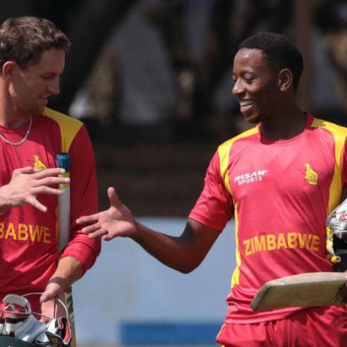 Zimbabwe name nine uncapped players in Test squad