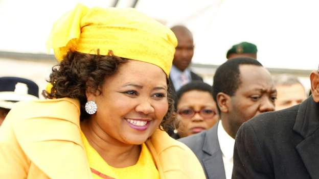 Lesotho First Lady Maesaiah Thabane faces charge of murdering rival