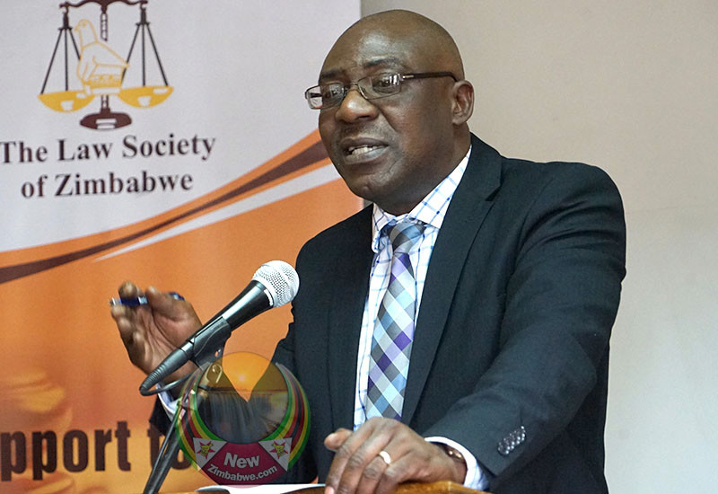 Law Society Takes Ziyambi To Task Over Constitution Amendments