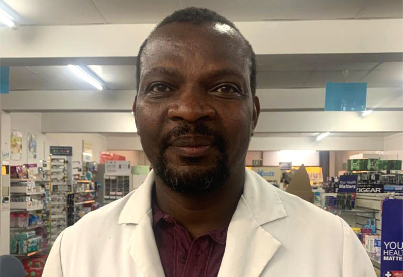 Zimbabwean Pharmacist Saving Thousands Of Lives In Australia's Wildfires